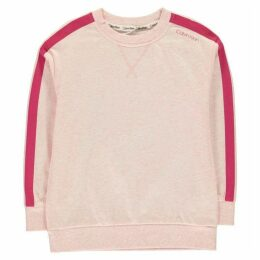 Calvin Klein Stripe Crew Sweater