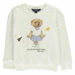 Polo Ralph Lauren Polo Bear Long Sleeve Sweater