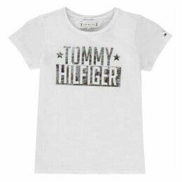 Tommy Hilfiger Foil T Shirt