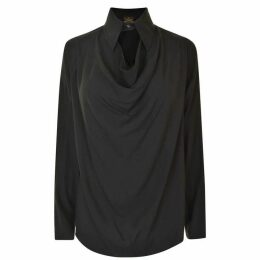 VIVIENNE WESTWOOD ANGLOMANIA Long Sleeved Tondo Shirt