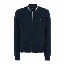 Fred Perry Fred Bomber Neck Swt Sn92