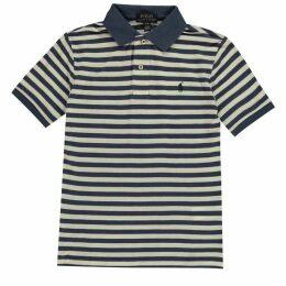 Polo Ralph Lauren Custom Striped Polo Shirt