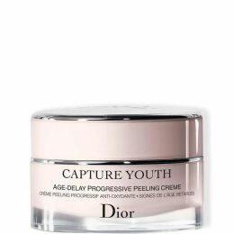 Christian Dior Capture Youth Age Delay Peeling Creme And Sleeve