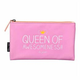 Happy Jackson Queen of Awesomeness Handy Pouch