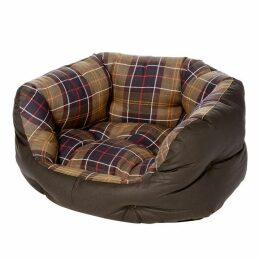 Barbour Lifestyle Barbour Wax 30in Dog Bed