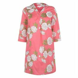 Bedhead Hermosa Bloom Cotton 3 Quater Sleep Shirt