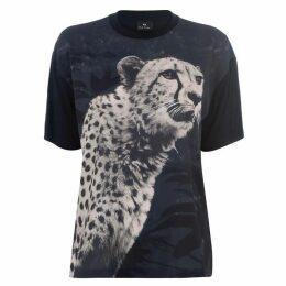 Paul Smith Cheetah T Shirt