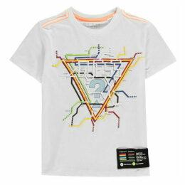 Guess Tube Map T Shirt