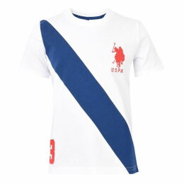 US Polo Assn Players T Shirt