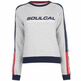 SoulCal Deluxe Tape Sweatshirt