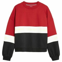 Tommy Jeans Tri Colour Sweatshirt