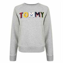 Tommy Hilfiger Francesca Logo Sweatshirt