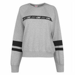 Juicy Repeat Stripe Sweatshirt