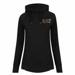 EA7 Core Hooded Sweatshirt