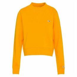 Tommy Jeans Crop Plain Sweatshirt