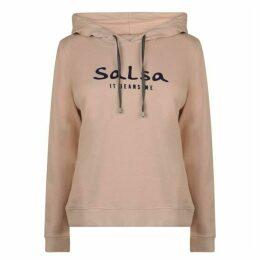 Salsa Logo Hoodie Womens