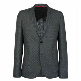 Hugo Business Extra Slim Wool Blazer Jacket
