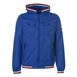 Tommy Hilfiger Hooded Hylon Jacket