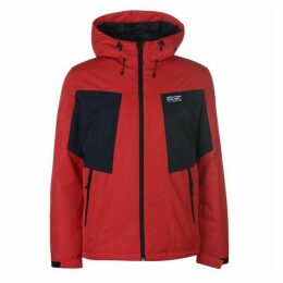 Jack and Jones Core Hooded Coat Mens