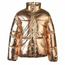 Puffa Metallic Jacket
