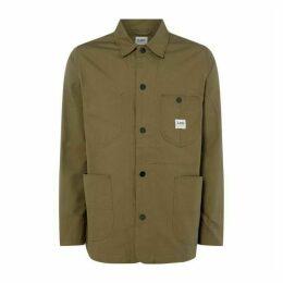 Lee Jeans Loco Overshirt Jacket