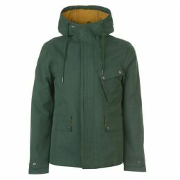 Pretty Green Colour Contrast Hooded Jacket