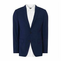 Tommy Hilfiger Tailoring Tommy Mens Single Breasted 2 Buttoned Regular Fit Jacket