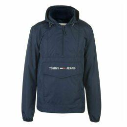 Tommy Jeans Nylon Pullover Jacket