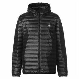 adidas Varilite Down Hooded Jacket Mens