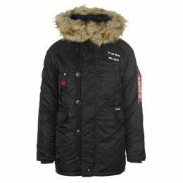 Alpha Industries N3B Airbourne Parka