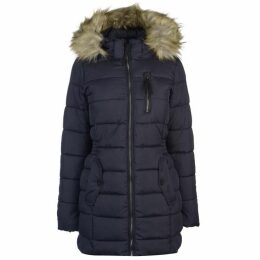 Only North Nylon Padded Coat