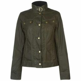 Barbour International Barbour Pitch Wax Jacket Womens