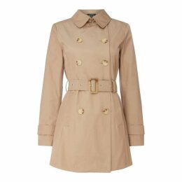 Lauren by Ralph Lauren LRL Trench Cot Coat Ld92