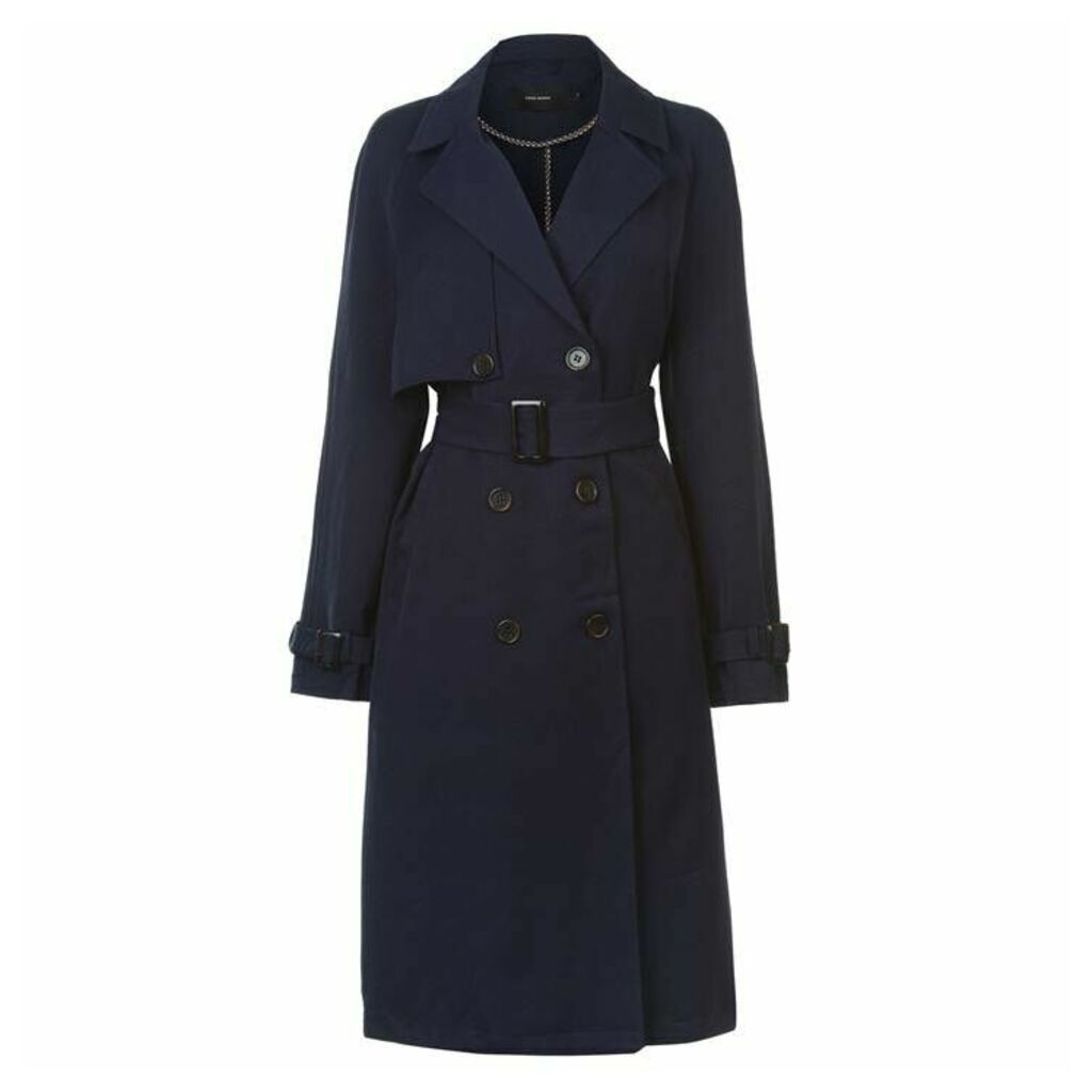 Vero Moda Vero Donna Long Mac Coat Ladies