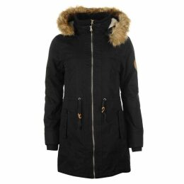EA7 Doube Layer Parka Ladies