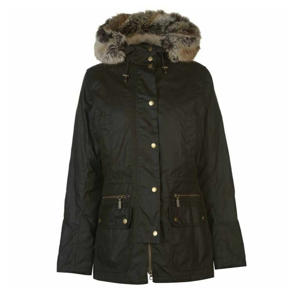 Barbour Lifestyle Kelsall Wax Parka