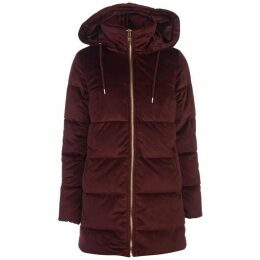 Only Vera Velvet Quilted Jacket