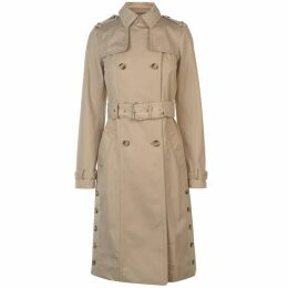 Michael Kors MICHAEL Trench Jacket Womens