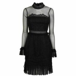 Three Floor Lace Dress