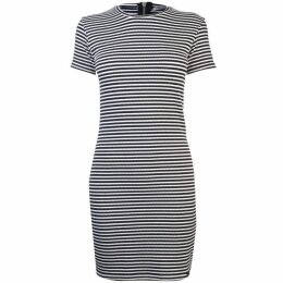 Superdry Evie Textured T-Shirt Dress