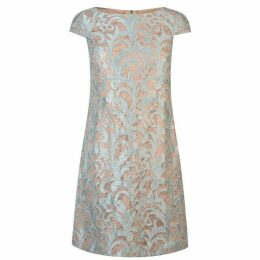 Eliza J Eliza Lace Shift Dress Womens