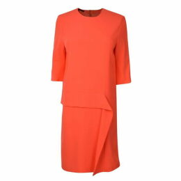 Laurel Neck Dress