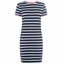Jack Wills Womens Harlech Striped Dress