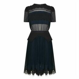 Three Floor Motive Dress