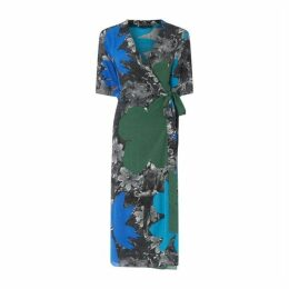 Paul Smith PS Rain Wrap Dress Ld92