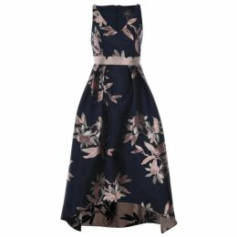 Adrianna Papell Adrianna Printed HiLo Dress