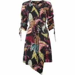 Biba Jungle Print Dress