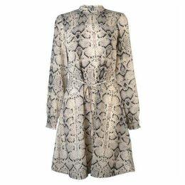 JDY Jacqueline Snake Dress Womens