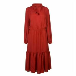 Lauren by Ralph Lauren Lauren Edel Long Sleeve Dress Womens