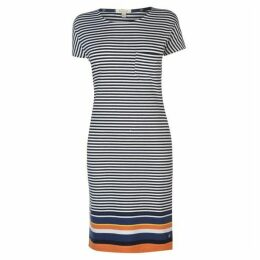 Barbour Lifestyle Barbour Harewood Stripe Dress Womens